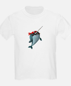 Pirate Narwhals T-Shirt