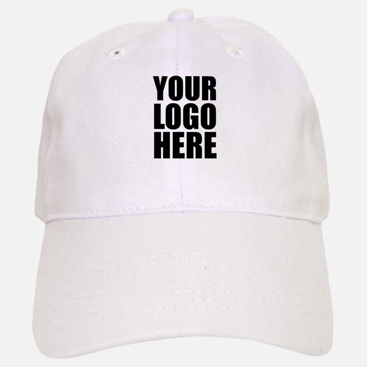 Your Logo Here Personalize It! Baseball Baseball Baseball Cap