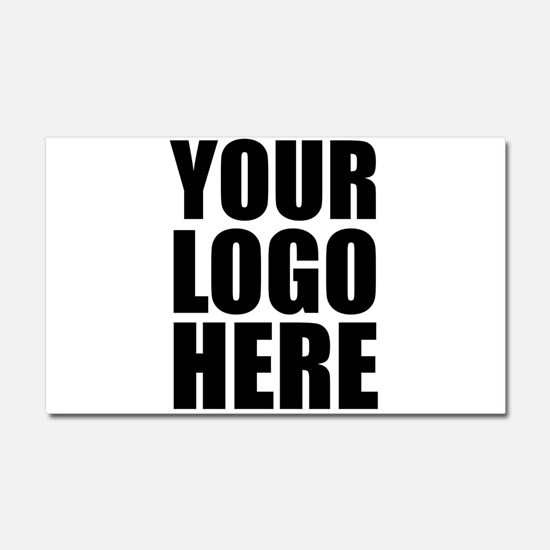 Your Logo Here Personalize It! Car Magnet 20 x 12
