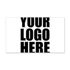 Your Logo Here Personalize It! Wall Decal