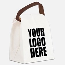 Your Logo Here Personalize It! Canvas Lunch Bag