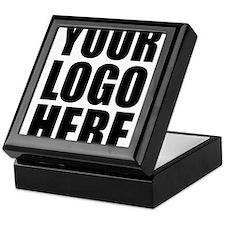 Your Logo Here Personalize It! Keepsake Box