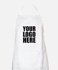 Your Logo Here Personalize It! Apron