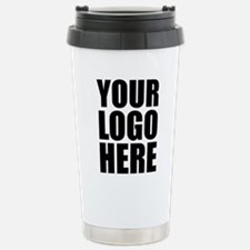 Your Logo Here Personalize It! Travel Mug