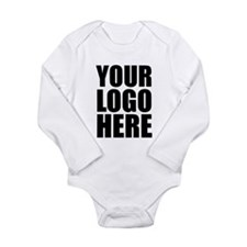 Your Logo Here Personalize It! Body Suit