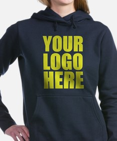 Your Logo Here Personalize It! Women's Hooded Swea