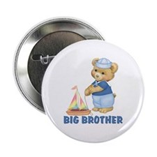 Sailorbear Middle Brother Button