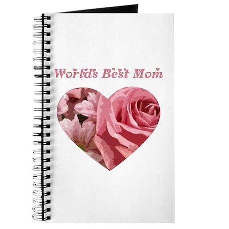 Worlds Best Mom Journal