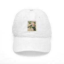 modern pairs fashion french botanical art Hat