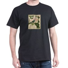 modern pairs fashion french botanical art T-Shirt