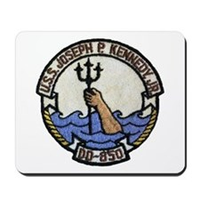 USS JOSEPH P. KENNEDY, JR. Mousepad