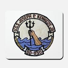 USS JOSEPH P. KENNEDY, JR. Mousepad