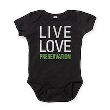 Preservation Baby Bodysuit