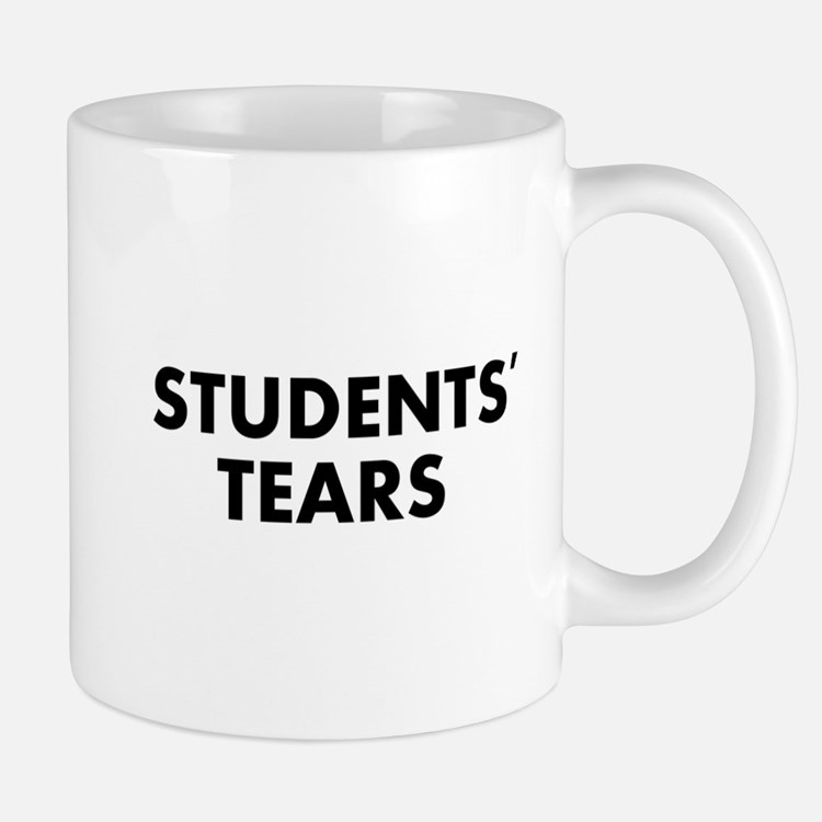Students Tears Mugs