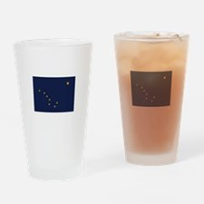 Flag of Alaska Drinking Glass