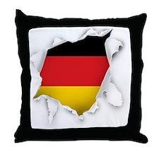 Kayoo Germany Throw Pillow