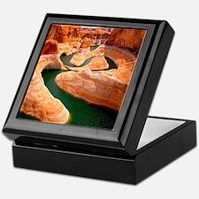 Grand Canyon - Colorado River Keepsake Box