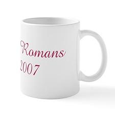 Future Mrs Romans     July 7  Mug