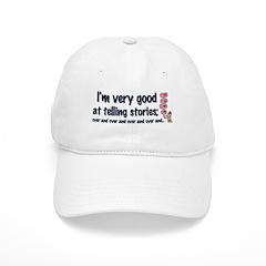 Telling Stories Baseball Cap