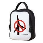 No Turbines Neoprene Lunch Bag