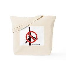 No Turbines Tote Bag