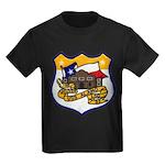 USS ALAMO Kids Dark T-Shirt