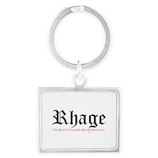 Rhage Landscape Keychain Keychains