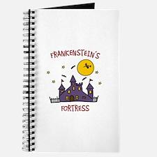 FRANKENSTEINS FORTRESS Journal