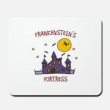 FRANKENSTEINS FORTRESS Mousepad