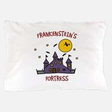 FRANKENSTEINS FORTRESS Pillow Case