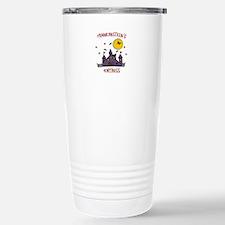 FRANKENSTEINS FORTRESS Travel Mug
