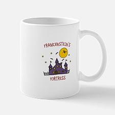FRANKENSTEINS FORTRESS Mugs