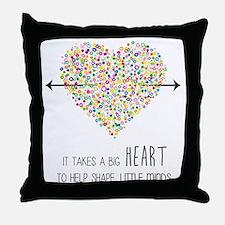 Cute Teachers appreciation Throw Pillow