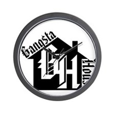 G-House17 Wall Clock