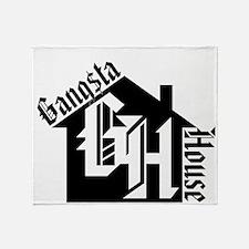 G-House17 Throw Blanket
