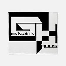G-House14 Throw Blanket