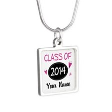 Personalized Class Of 2014 Necklaces