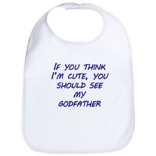 You Should See My Godfather Bib