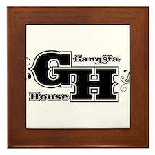 G-House10 Framed Tile