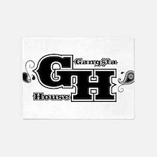 G-House10 5'x7'Area Rug