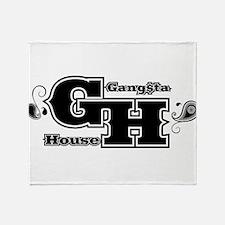 G-House10 Throw Blanket
