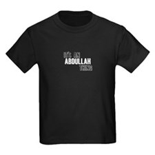 Its An Abdullah Thing T-Shirt