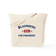 Michael Bloomberg for President Tote Bag