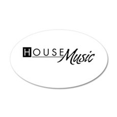 G-House18 Wall Decal