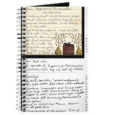 recipes Journal