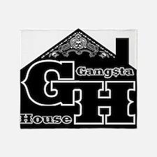 G-House9 Throw Blanket