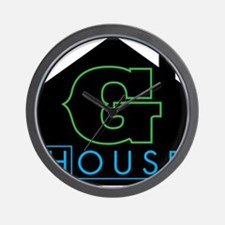 G-House8 Wall Clock