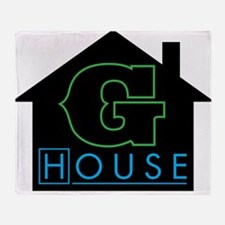 G-House8 Throw Blanket