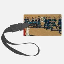 Fired Up Luggage Tag