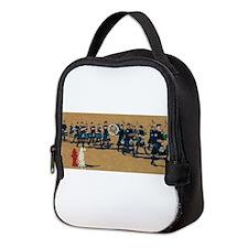 Fired Up Neoprene Lunch Bag